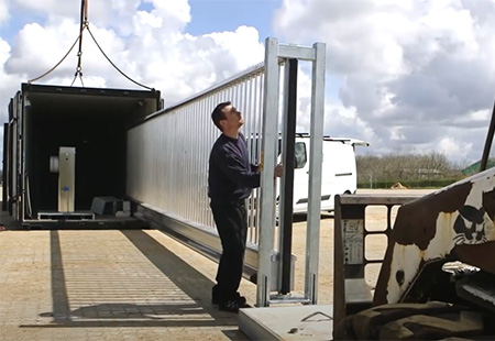 Container Gate