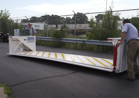 Vehicle Barriers